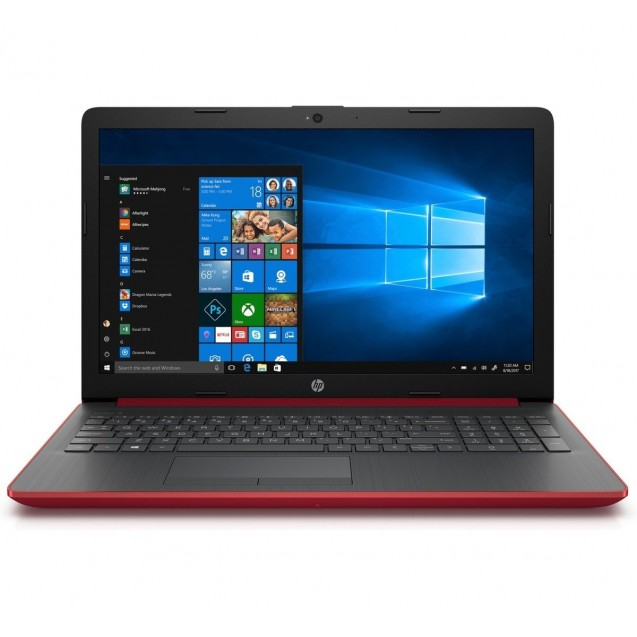 "Notebook HP 15-da0011la, 15.6"" HD, Intel Core i5-8250U 1.60GHz, 8GB, 1TB."